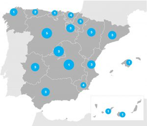 Mapa SEO Local SEMminer